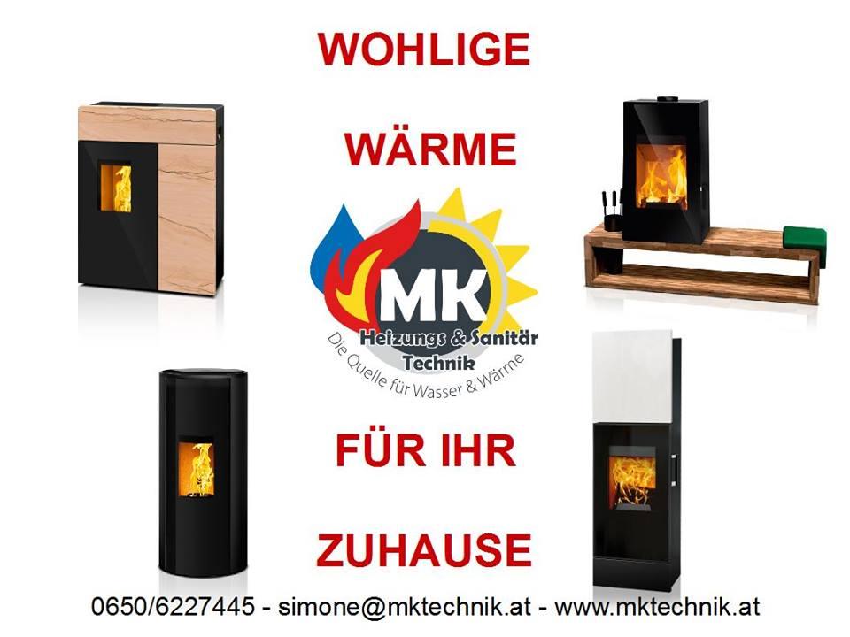 Wohlige Wärme für Ihr Heim